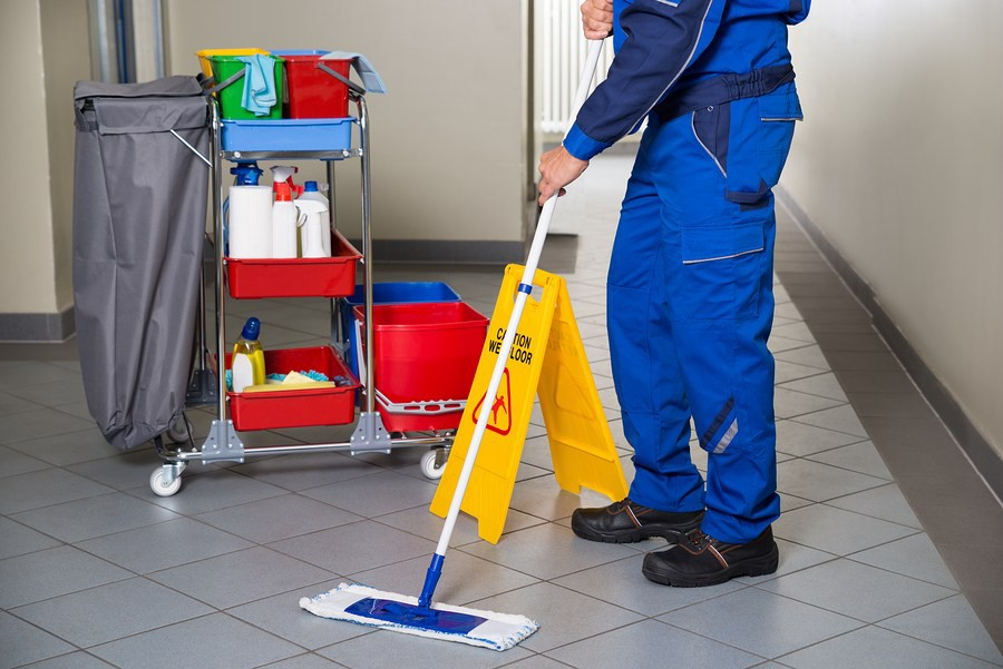 business cleaning services in Greenville, SC